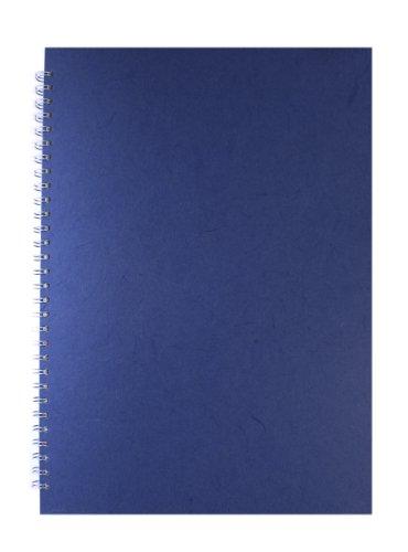 Sketchpad Pink Pig Posh Seta, A3, 15 doppie pagine, Blu (Mid Blue)