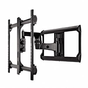 sanus systems tv wandhalterung fullmotion f r 94 165 cm 37 65 zoll fernseher kg. Black Bedroom Furniture Sets. Home Design Ideas
