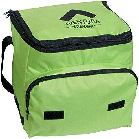 Aventura Equipments® Thermobag M bolso del refrigerador del refrigerador del Thermo plegable aislado para ir de compras , ir de picnic , camping y