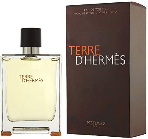 Hermes - TERRE d'Hermes - 200ml EDT Eau de Toilette -