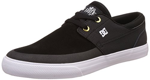 dc-shoes-wes-kremer-2-s-zapatillas-para-hombre-negro-black-gold-42-eu