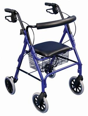 medical-aid-back-walk-support-blue-liberty-4-wheel-walker-rollator-with-basket