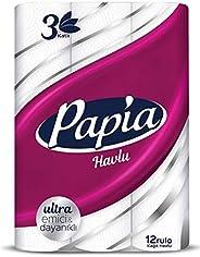 Papia Havlu, 12
