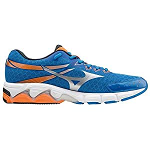 Mizuno - Chaussure Running Wave Connect 2 Homme Mizuno - Bleu - 44.5