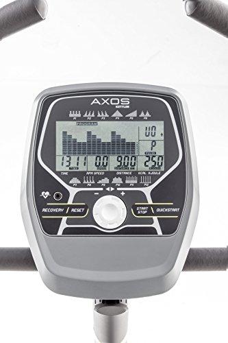 Kettler Crosstrainer AXOS Cross P – Farbe: Grau – der ideale Hometrainer – Artikelnummer: 07648-900 - 2