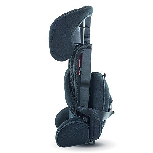 Preisvergleich Produktbild Urban Kanga Kindersitz/Autositz Reise Tragbarer und Faltbarer Gruppe 1, 9–18 kg (Schwarz)