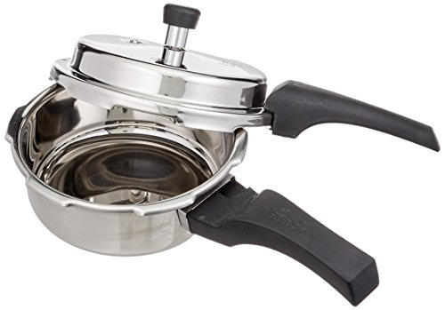 28281e873 Prestige Deluxe Alpha Outer Lid Stainless Steel Pressure Cooker