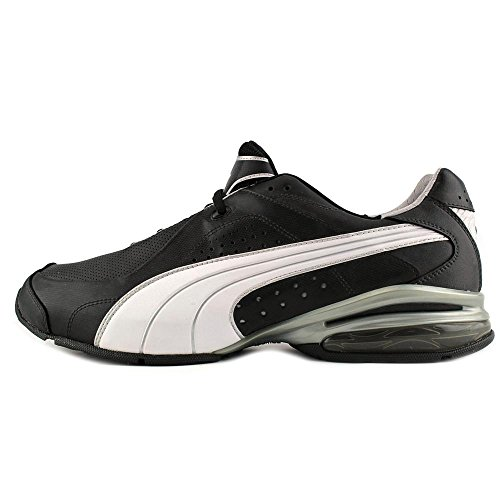 Puma Cell Trice Textile Turnschuhe Black/White/Silver