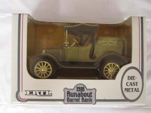 1918 Runabout Barrel Agway your country values store Bank by ERTL