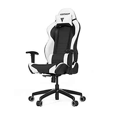 Vertagear Racing Series S-line Sl2000 Gaming Chair Black/white Edition(VG-SL2000_WT) - low-cost UK light shop.