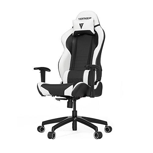 Vertagear S-Line SL2000 Gaming Chair Black/White, Medium