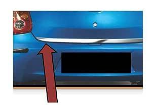 AutoPop DICKYCHR_BALENO Stainless Steel Chrome Dicky Garnish for Maruti Suzuki Baleno