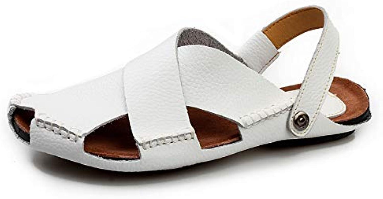 Hombres Sandalias Transpirable Zapatos De Hombre Zapatillas -