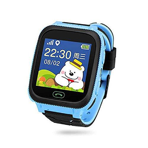Youlala T10 Kinder Ssmart Uhr,Student LBS Positioning Watch 1,4 Zoll Leben wasserdicht Smart Watch Dial Voice Chat Bluetooth Headset Voice-dial