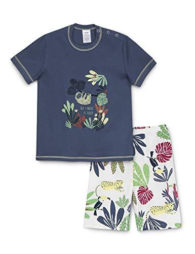 Calida Cool College Knaben Pyjama Pigiama Bambino