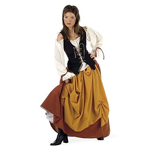 uern-Kostüm (2x große) (Damen Sport Kostüme)