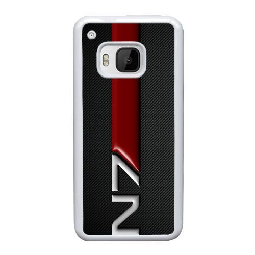 htc-one-m9-cell-phone-case-white-mass-effect-lh4915829