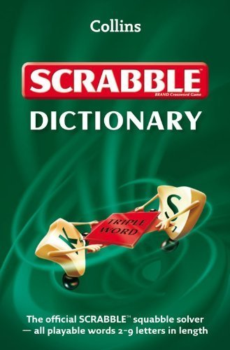 Collins Scrabble Dictionary by Dictionaries (2011-08-04)