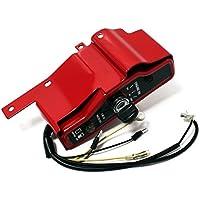 Pieza de repuesto resistente interruptor de llave arranque eléctrico para 9–13hp gasolina/gasolina motor