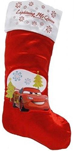Disney Weihnachtssocke Weihnachtsstrumpf Weihnachtsstiefel Nikolausstiefel Cars