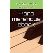 Piano merengue ebook (Spanish Edition)