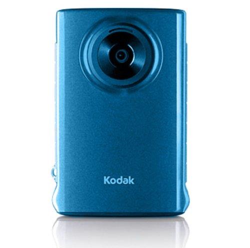 Kodak ZM1 Mini Pocket Video Kamera (wasserdicht) blau