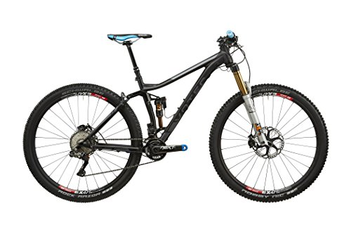 'VOTEC VX Evo DI2 – Touren/Trail FULLSUSP ension 29 – ano. Black Matt/Dark Grey Glossy 2016 MTB Fully