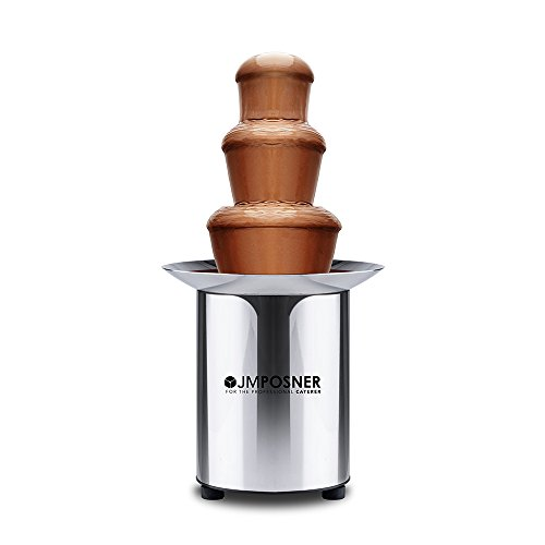41nrQ8S2pcL. SS500  - Battery Operated Tabletop Chocolate Fountain - High Quality Chocolate Fountains