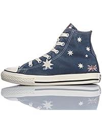 E3840 Sneaker Bimbo Converse All Star Australian Flag Vintage Shoe Boy