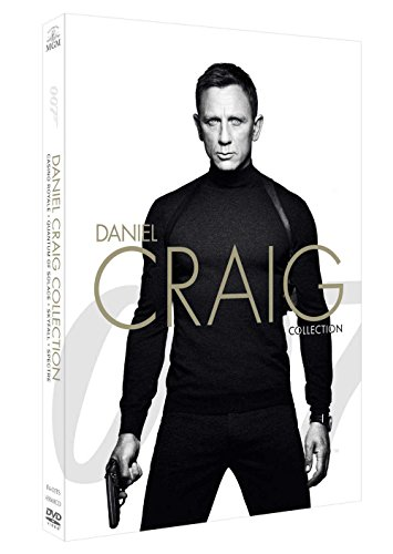 007 Cofanetto Daniel Craig (4 DVD)