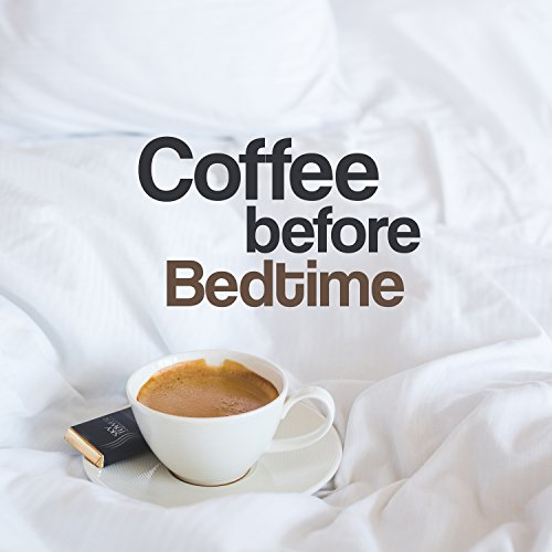 Coffee before Bedtime - Blue Night, Moon and Stars in Heaven, Peace and Quiet, Warm Bed Blue Moon Coffee
