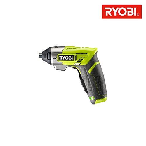Ryobi 5133003411 Kompakter 4V Schraubendreher-Neu, 4 V (Ryobi Schlüssel)