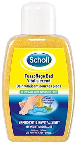 Scholls Fußbad (Scholl Fussbad vitalisierend, 275 g)