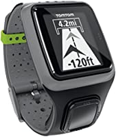 TomTom 1RS0.001.01 Multi-Sport GPS Watch  - Grey