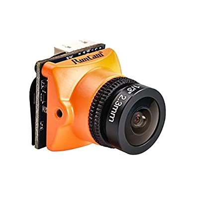 "RunCam Micro Swift 3 FPV Camera 2.3mm FOV 150°Lens 600TVL OSD CCD support BetaFlight 3.3 PAL 1/3"" SONY Super HAD II CCD for Racing Quadcopter Drone"