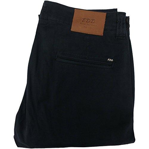 Eredi del duca pantalone 1004 uomo - Elasticizzato 97% cotone 3% elastane, made in italy, Blu