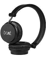 boAt Rockerz 400 Bluetooth On-Ear Headphones with Mic