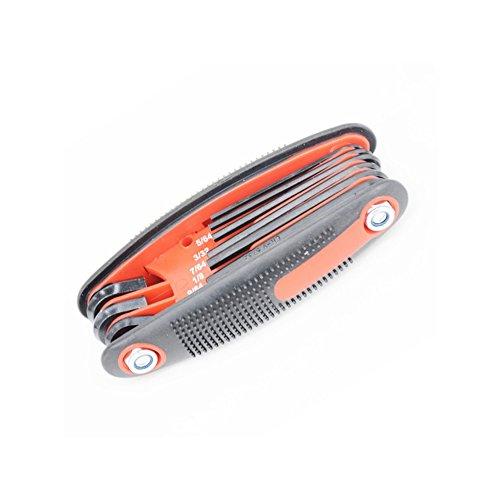 Set Bogenschießen Kostüm - GZQ-Bogenschießen-Inbusschlüssel Schleife Reparatur Multi-Wrench, Rot