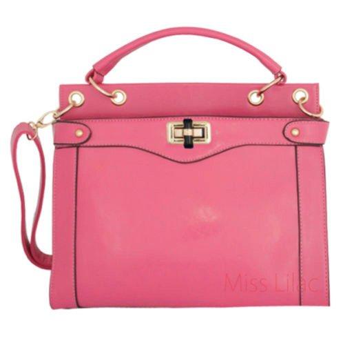 Miss Lilac , Damen Tote-Tasche rose