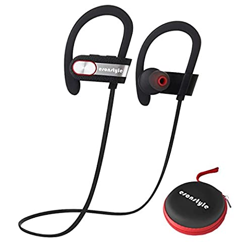 Esonstyle Wireless Bluetooth Earphone,Sports Bluetooth Headphones Sweatproof In-Ear Headset with