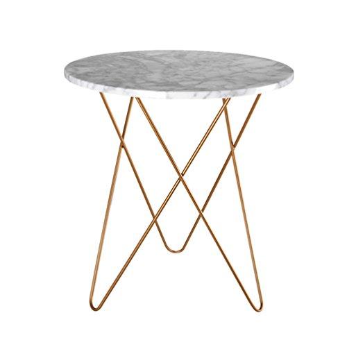 Home Table ZWD Marmor Kleine Runde Tisch Kreative Wohnzimmer Mehrere Seiten  Kleine Couchtisch Ecke Ein