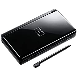 "Nintendo DS Lite - videoconsolas portátiles (Nintendo DS, Negro, LCD, 8,25 cm (3.25""), 256 x 192 Pixeles, SD, SDHC)"
