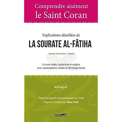 Explication détaillée de la sourates al Fatiha