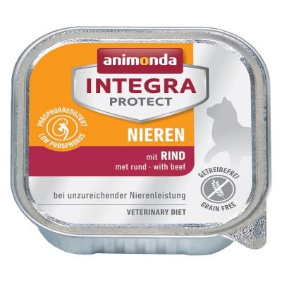Animonda Integra Protect Niere mit Rind 24 x 100g