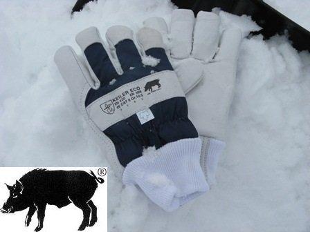 Keiler Forst Handschuh Winter Eco CE-CAT II EN388 & EN420 Gr. 10,5