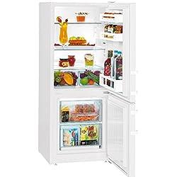 Liebherr CU 2311 réfrigérateur-congélateur Autonome Blanc 208 L A++ - Réfrigérateurs-congélateurs (208 L, SN-ST, 39 dB, 4 kg/24h, A++, Blanc)