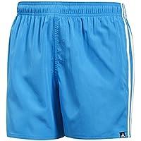 adidas CV5192, Pantaloncini da Bagno Uomo, Blu/Bianco, L