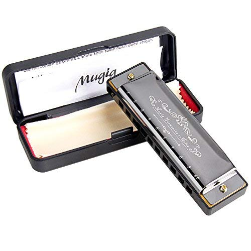 Mugig Harmonica Blues en Do 10 Trous...
