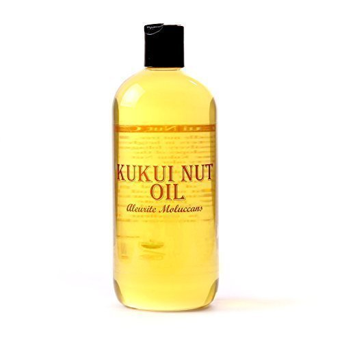 Mystic Moments Kukui Nut Trägeröl - 500 ml - 100% rein -