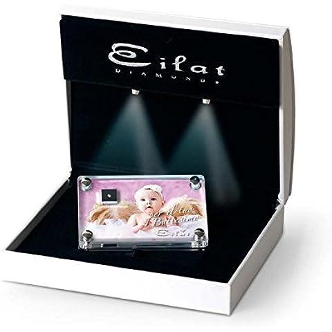 Pietra da investimento Eilat Battesimo Eilat1F Diamante